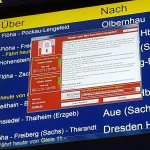 Monitor i Chemnitz, Tyskland