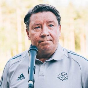 Jokerits huvudägare och klubbchef Jari Kurri.