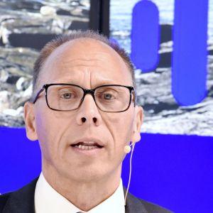 Frank Vang-Jensen, ny koncernchef vid Nordea. Han efterträder Casper von Koskull på posten.