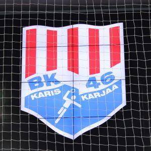 BK-46:s klubbmärke.