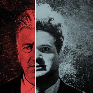 David Lynch ja Eraserhead. Teeman elokuvafestivaalin 2018 markkinointikuva