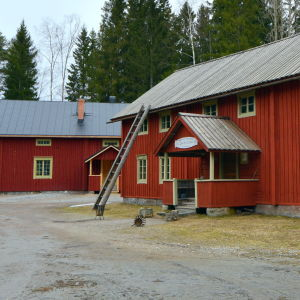 Bengttägobbins hus och Furirbostället
