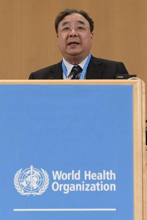 Kinas hälsovårdsminister Ma Xiaowei oroar sig över att virusets förmåga att sprida sig ser ut att öka