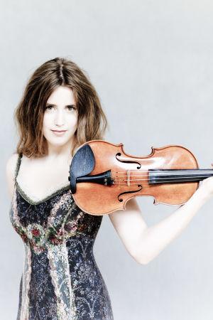 viulisti Vilde Frang
