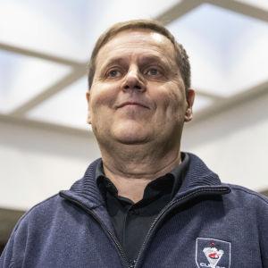 Arto Gylen, toimitusjohtaja, PKS Sähkönsiirto Oy