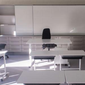 Ett klassrum