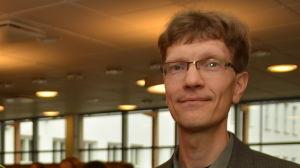 Anders Johansson och Johnny Kronqvist är lärare vid Källhagens skola i Virkby.