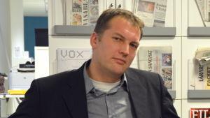 Viktor Kock och Peter Backa