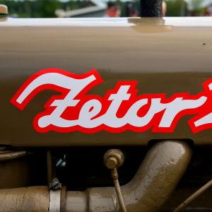En Zetor traktor