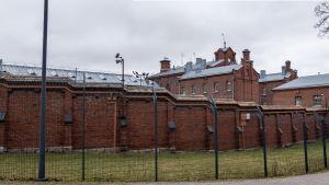 panoraama Helsingin vankla ulkoa