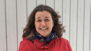En kvinna som heter Ann-Marie Vainio.