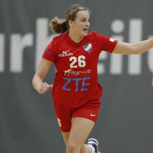 HIFK:s Ida Väyrynen gjorde sex mål.