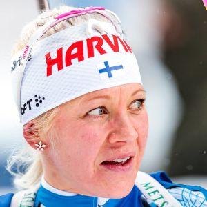 Kaisa Mäkäräinen, 2017.