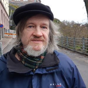 Porträttbild av Juha Koskinen.