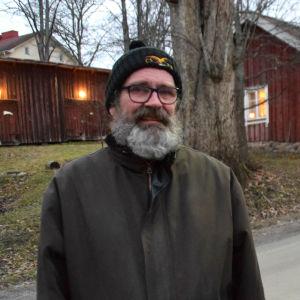 Pekka Palsanen i Fiskars bruk