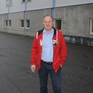 Vasa Sports vd Tomas Kurtén