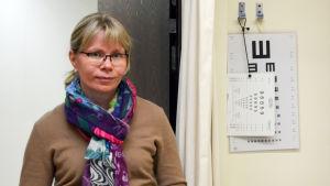 tf Överläkare för öppenvården Anna-Kaija Hannula