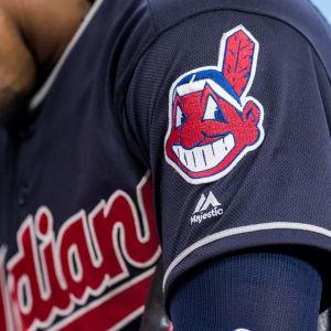 Cleveland Indians logo.