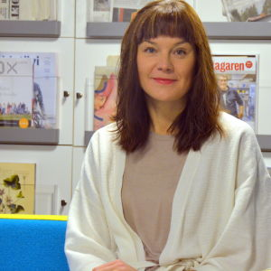 Professor Annika Tidström.