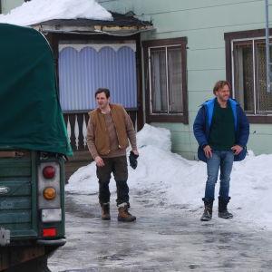 Bakom kulisserna på inspelningen av Tjockare än vatten, säsong 2.
