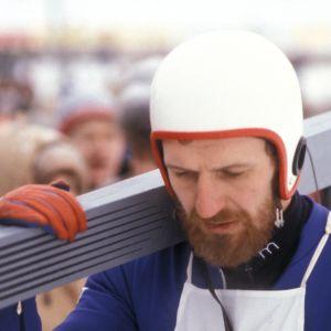 Mäkihyppääjä Tapio Räisänen 1979