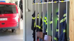 Brandmanskläder