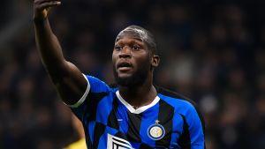 Romelu Lukaku i Inter.