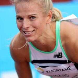 Jeanine Nygård, IF Drott