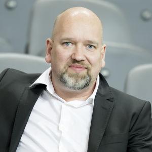 Henrik Kindlund är vd för Hammarby.