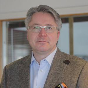 Jarkko Kaplin, vd för Nordkalk