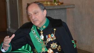 Don Carlos de Gereda de Borbón, s:t lazarus orden,