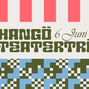 Affischbild för Hangö Teaterträff 2020