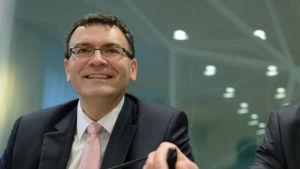 Tyska politikern Florian Herrmann