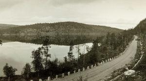 Jäämerentiellä vuonna 1931.