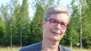 Annika Malms-Tepponen, vd för affärsverket Borgå lokalservice.