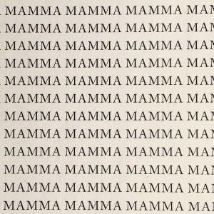 Dikten Mamma av Emma Ahlgren