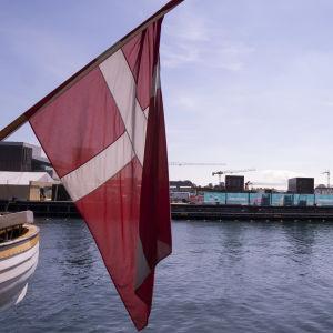 Fotbollsby byggs i Köpenhamn för fansen som anländer till fotbolls-EM.