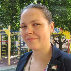 Olga Us ställer upp som obunden i valet till stadsfullmäktige i Sankt Petersburg