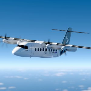 Heart Aerospacen suunnittelema ES-19 -sähkölentokone