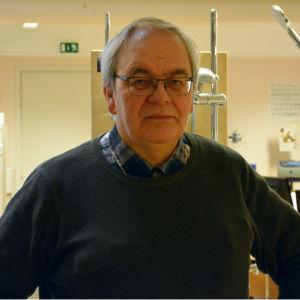 VVS-ingenjören Håkan Nylund.