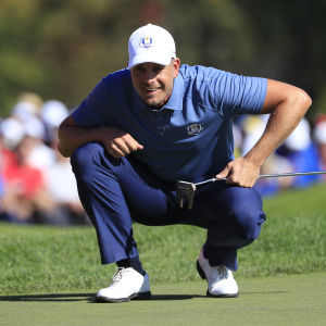 Henrik Stenson är en svensk golfstjärna.