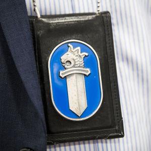 Poliisin vrikamerkki