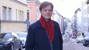 Filmregissör Claes Olsson.