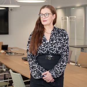 Pia Pakarinen , apulaispormestari Helsinki pk