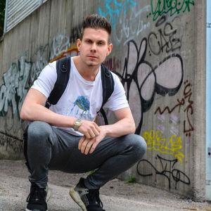 Justin Högström alias Yung Jubbz