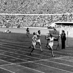 1500 meter, OS 1952.