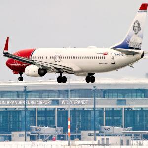 Norwegians pilotstrejk fortsätter