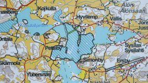 Sötvattenbassängen på Ålö