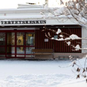 Ivalon terveykskeskus.