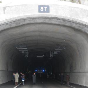 Karnaistunnel i Lojo